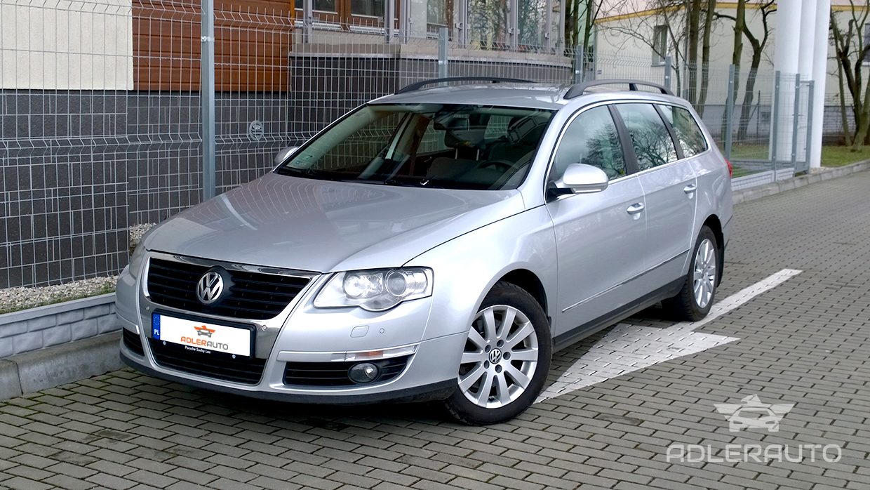 Wypożyczalnia Aut Opole Samochody Osobowe Vw Passat B6 Kombi Automat Dsg Adler Auto