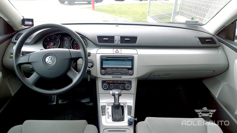 ADLERAUTO WYPOŻYCZALNIA SAMOCHODÓW OPOLE VW PASSAT B6 KOMBI AUTOMAT DSG