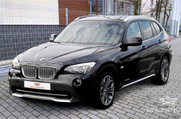 ADLERAUTO WYPOŻYCZALNIA SAMOCHODÓW OPOLE KATOWICE WROCŁAW BMW X1 4x4